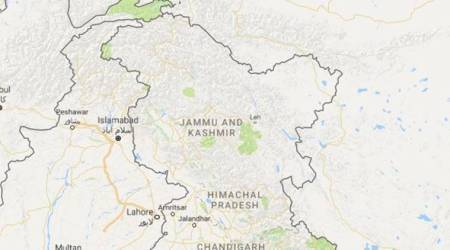 Magnitude 4.5 earthquake hits Jammu and Kashmir