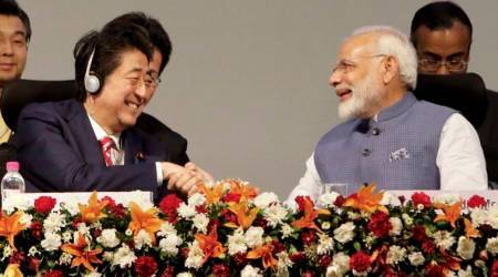 PM Modi congratulates Japanese counterpart Shinzo Abe on re-election