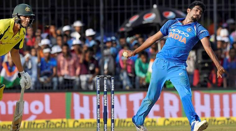 Jasprit Bumrah, bumrah, RP Singh, India vs Australia, Ind vs Aus, Australia tour of India, Cricket news, Indian Express