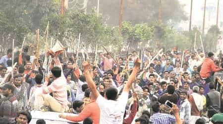 Jat quota stir, Jat quota agitation, Jat protests, Jat reservation, Haryana jat reservation, Haryana news, indian express news