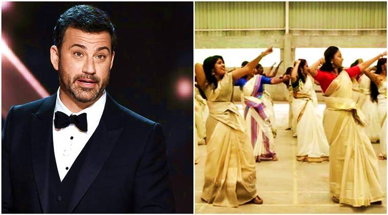 Jimmy Kimmel fell in love with 'Jimikki Kammal'