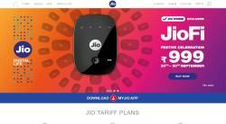 Reliance Jio, Reliance Jio JioFi, JioFi deals, JioFi discounts, Reliance Jio JioFi price in India