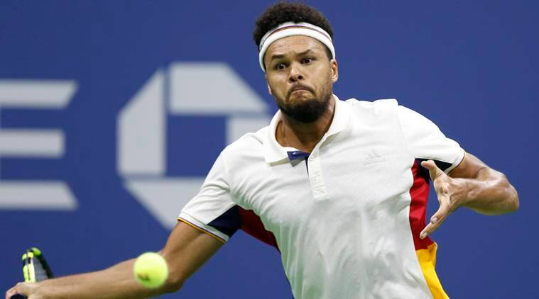 Jo Wilfried Tsonga will lead France's challenge in the Davis Cup final against Belgium