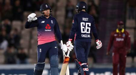 England vs West Indies: Hosts crush Windies by nine wickets to win finalODI