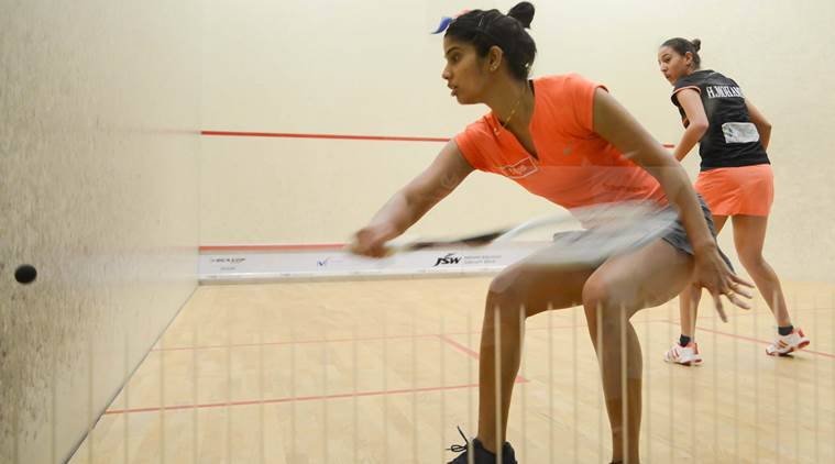 Joshna Chinappa, Annie Au, HKFC International, sports news, squash, Indian Express