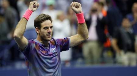 US Open 2017: 'I deserved to beat Federer', says 'lion' Juan Martin Del Potro