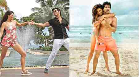 Watch Judwaa 2 song Aa Toh Sahi: Varun Dhawan gets naughty as Taapsee and Jacqueline fight for their Raja and Prem