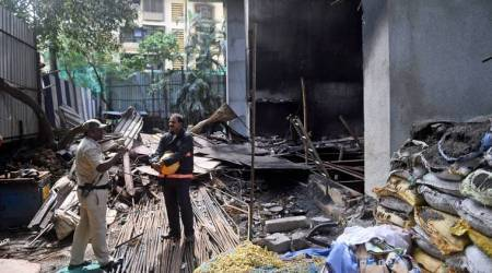 Juhu fire: Death toll 7, three held