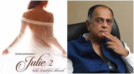 Days after his removal from CBFC, Pahlaj Nihalani becomes presenter of erotic film Julie 2