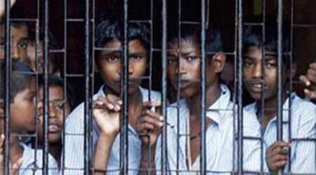34 juvenile inmates escape from remand home in Munger