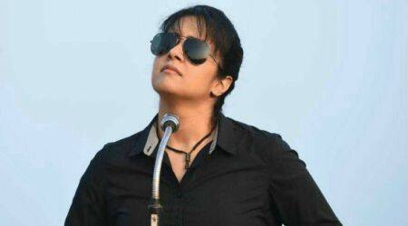 I was surprised that a story like Magalir Mattum came from a man:Jyothika