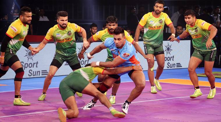 Pro Kabaddi League 2017 Live Streaming of Bengal Warriors vs Patna Pirates