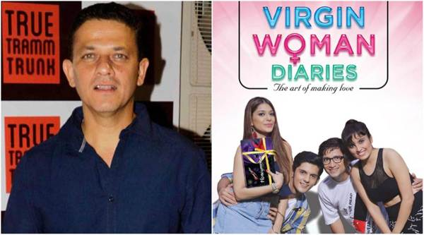 Kabir Sadanand, virgin woman diaries, virgin woman diaries web series, virgin woman diaries new series,