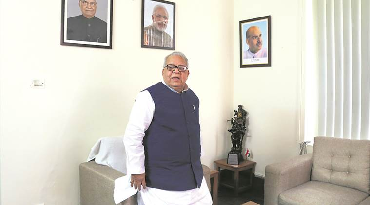 Kalraj Mishra appointed chairman of House panel on defence