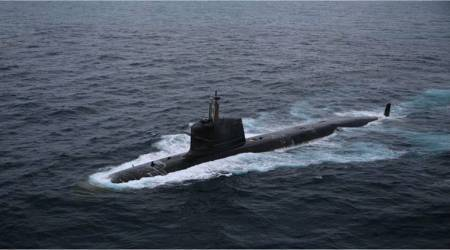 Indian Navy's first Scorpene-class submarine Kalvari to be commissioned soon