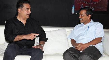 Kamal Haasan-Arvind Kejriwal meet LIVE updates: 'We both want to fight corruption'