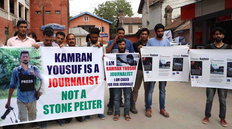 Press Council writes to NIA, J&K police on arrest of  photojournalist