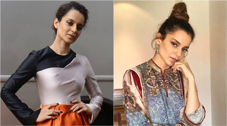 kangana ranaut, kangana ranaut simran, kangana ranaut photos, kangana ranaut latest photos, kangana ranaut airport style, kangana ranaut airport, kangana ranaut fashion, kangana ranaut fashion photos, kangana ranaut simran promotions fashion, indian express, indian express news