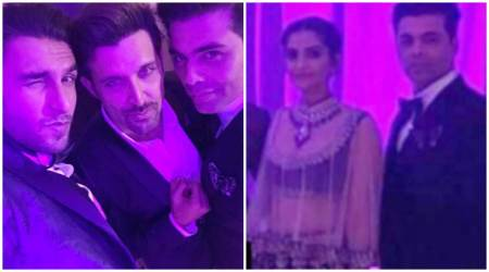 Photos: Karan Johar, Hrithik Roshan, Ranveer Singh are in London and Sonam Kapoor is there too. Here's what they were up to