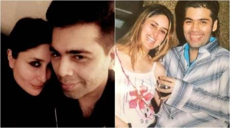 Photo: Kareena Kapoor Khan and Karan Johar prove what age old friendships are made of