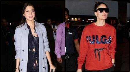 Kareena Kapoor Khan and Anushka Sharma's travel outfits ooze easy-breezy vibes
