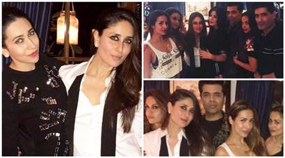 Inside Kareena Kapoor's birthday bash