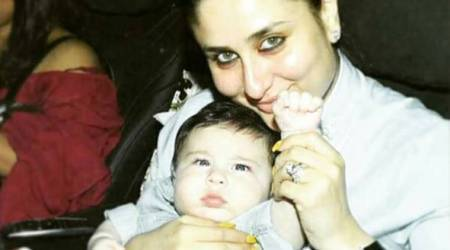Veere Di Wedding star Kareena Kapoor Khan: I would love to play dress-up with Taimur