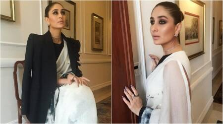 A day before her birthday, Kareena Kapoor Khan leaves us spellbound in a sari