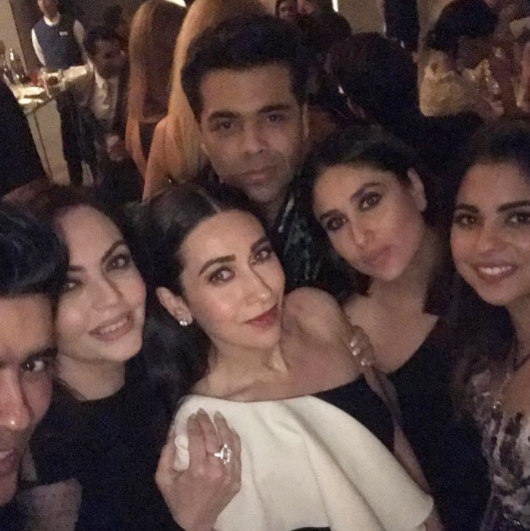 Ambani's dinner party, Ambani's dinner party photos