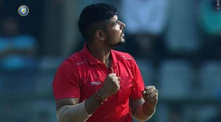 Duleep Trophy: Always wanted to start with a bang, says Karn Sharma after maiden 10-wickethaul