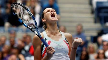 World number one Karolina Pliskova survives scare to advance at US Open