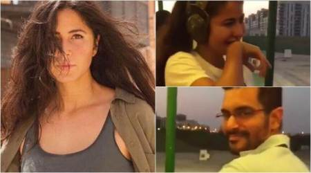 Tiger Zinda Hai actor Katrina Kaif shows off her riffle shooting skills. Watch video