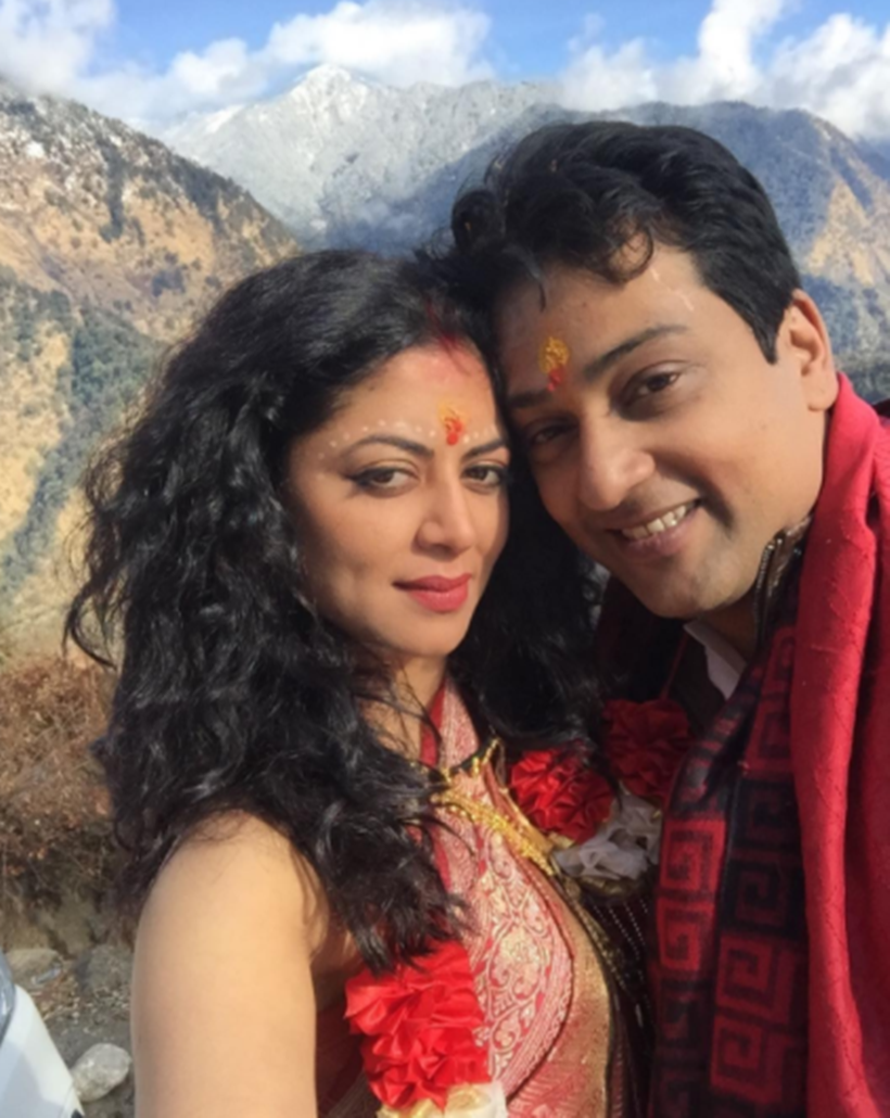 Kavita Kaushik, tv wedding, tv celebs wedding, tv celebs wedding photos,