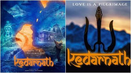 New poster of Sushant Singh Rajput and Sara Ali Khan's Kedarnath will pique your curiosity