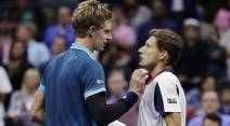 Kevin Anderson, US Open 2017, US Open semifinal, Kevin Anderson photos