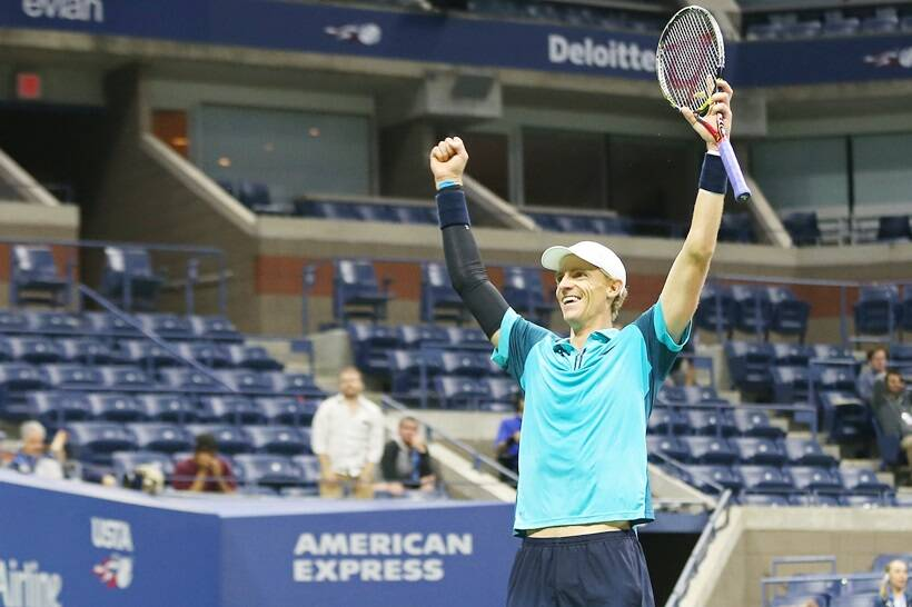 US Open 2017, US Open quarterfinals, Venus Williams, Sloane Stephens, Kevin Anderson, Pablo Carreno Busta, Jamie Murray and Martina Hingis, tennis, indian express