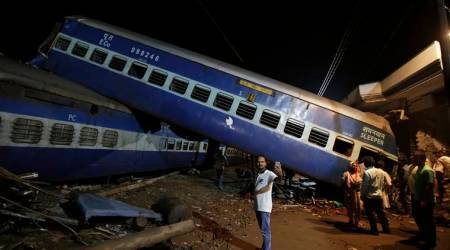 utkal express, khatauli, utkal express derailment, all india station masters association, commissioner of railway safety, crs, khatauli station master, indian express
