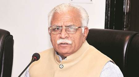 haryana, farmers, MSP, Om Prakash Dhankar, Haryana Farmers MSP, Indian Express