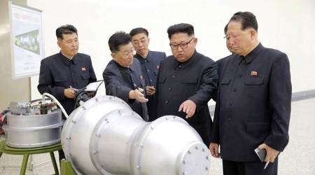 Timeline of events leading to North Korea nuke test suspension