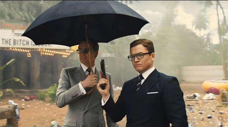 Kingsman The Golden Circle movie review, Kingsman The Golden Circle, Kingsman The Golden Circle review, Kingsman The Golden Circle cast, Kingsman The Golden Circle film, Kingsman, Taron Egerton