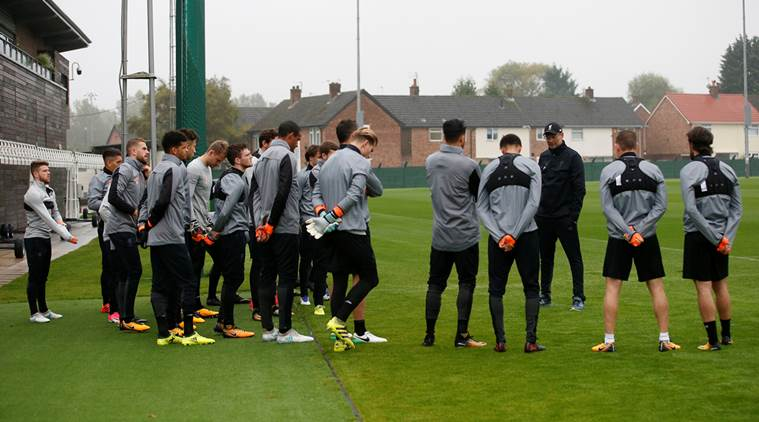 Liverpool, Premier League, Andy Robertson, sports news, football, Indian Express