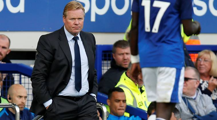 Tottenham Hotspur, Everton, Ronald Koeman, Europa League