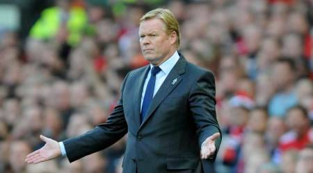 Ridiculous to put top-four pressure on Everton, says Ronald Koeman