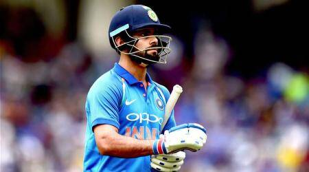 Virat Kohli falls in the nervous 90s for the fifth time