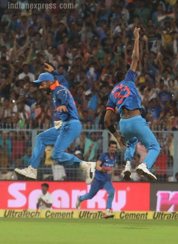 india vs australia, ind vs aus, kuldeep yadav hat-trick, india vs australia kolkata,