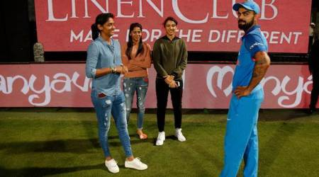 IPL 2018 Women's T20 Match: Virat Kohli wishes Smriti Mandhana, Harmanpreet Kaur luck