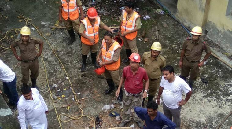 Image result for Kolkata: 1 killed, 2 wounded as building collapse in Burrabazar