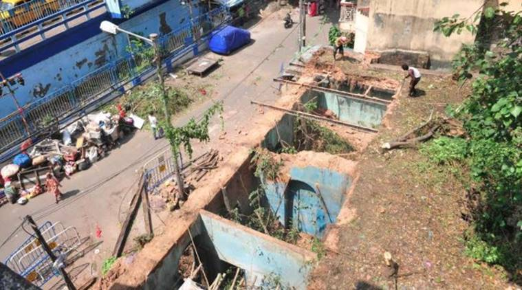 Kolkata Building Collapse, Kolkata Building Collapse Death, Building Collapse Kolkata, Building Collapse, Kolkata News, Indian Express, Indian Express News