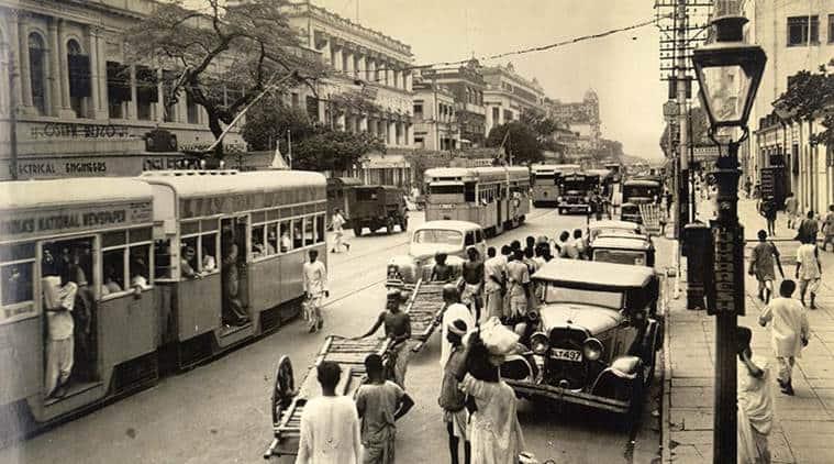 Calcutta, Kolkata, Calcutta traffic, Kolkata traffic, Calcutta history, Kolkata history, history of India, British India, Kolkata news, India news, Indian Express