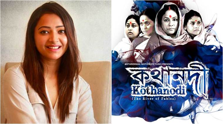 Shweta Basu Prasad's digital playlist, Shweta Basu Prasad, Shweta Basu Prasad review, Kothanodi, Kothanodi anthology, Assamese Kothanodi, entertainment news, indian express, indian express news